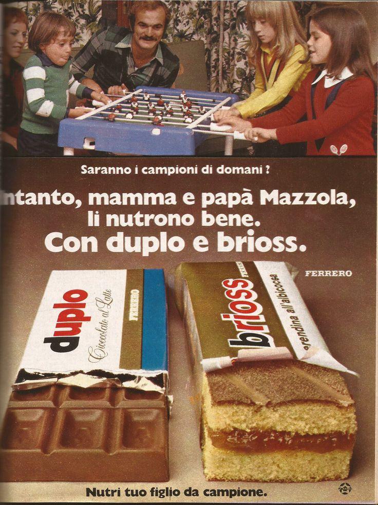 Duplo e Brioss Ferrero