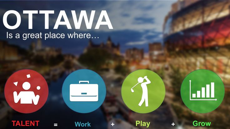 Blog: WHY OTTAWA? Why would you want to live anywhere else?