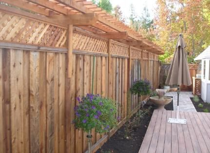 How To Build A Lattice Fence Topper Woodworking Projects