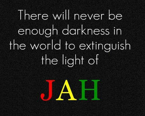 Rastafari. Jah bless.Rasta is not some trend. It is a way of life, it's a Calling, It is a movement of Consciousness, not foolishness . Rastafari is NEVER Spiteful...
