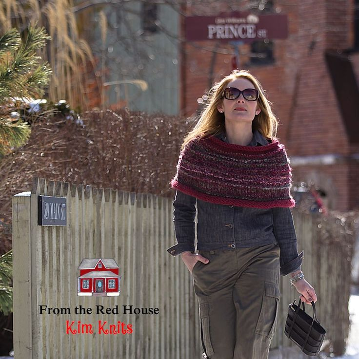 Mother's Day Gift Guide Kim Knits Capelet