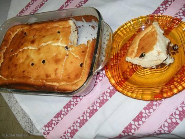 Aprenda a preparar a receita de Torta de ricota