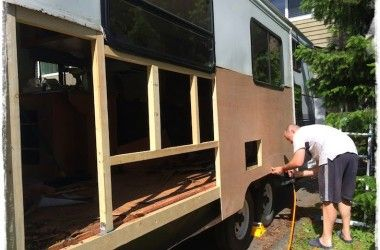 Collection of Info and Ideas for RV Remodeling, RV Renovations, and RV Ideas for the do it yourself RV'er