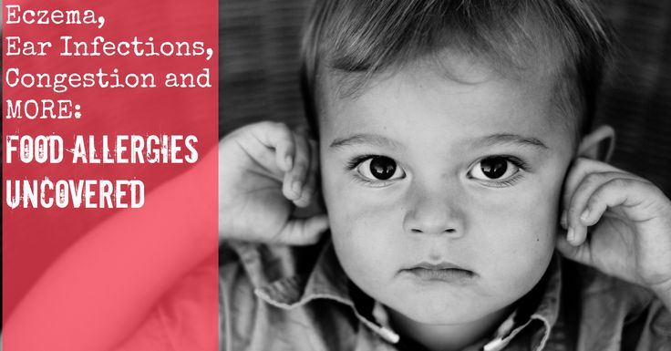 eczema ear infections and food allergies by www.kulamama.com