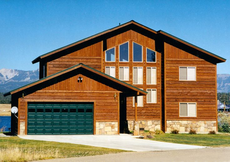Best detached garages by gnw images on pinterest