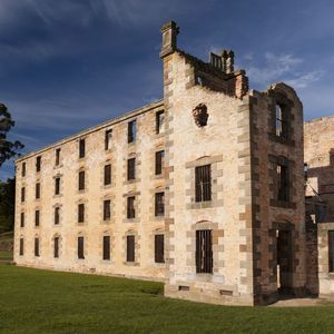 Share your best photo of Port Arthur's Penitentiary to win free entry for two years