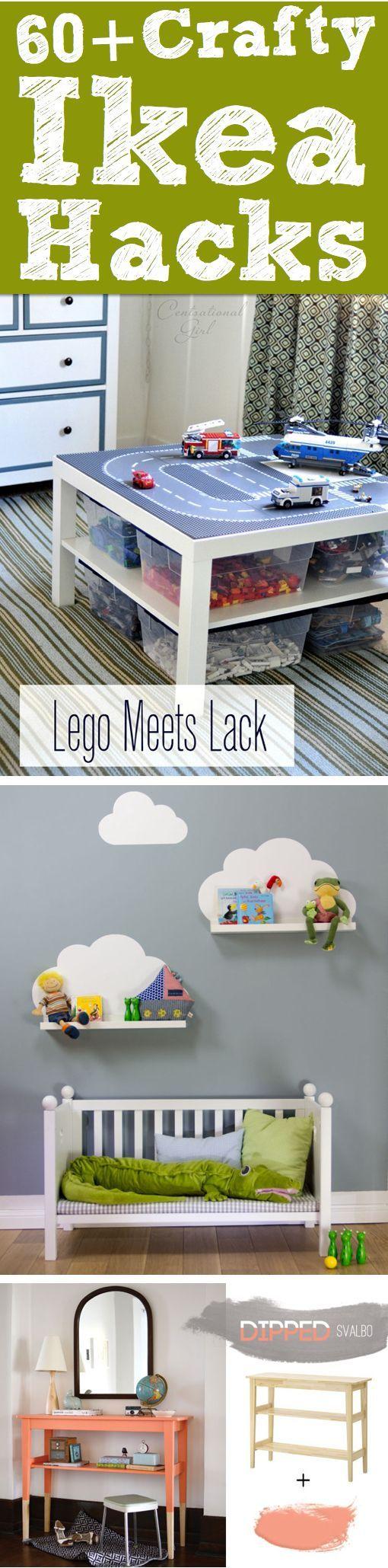 93 best IKEA-Hacks images on Pinterest   Ikea hacks, Ikea hackers ...