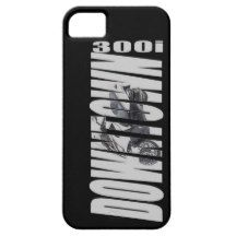2013 Downtown 300i iPhone SE/5/5s Case
