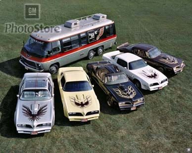 1978 Trans Am colors Official GM Photograph from the General Motors Media Archives of 1978 Pontiac Firebird Trans Am Models.  This image is available as a framed or unframed museum quality archive print that will last a lifetime and be a personal treasure of the history of General Motors.