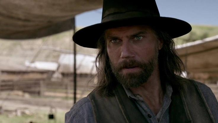 """""""Hell on Wheels"""" Season 2 Cullen Bohannon (Anson Mount"""