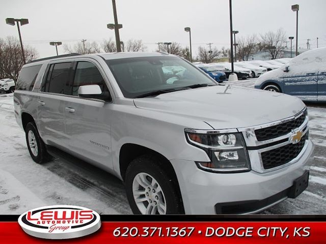 Save 6 994 Off Retail Used 2018 Chevrolet Suburban Lt Sale Price 46 925 Dodge City Toyota Rav4 Suv Tacoma Truck