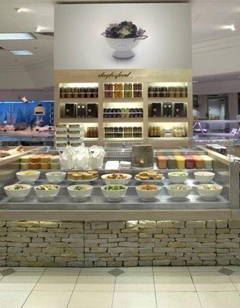 FOOD - Se perdre dans le food hall de Selfridges: on y trouve toutes sortes…
