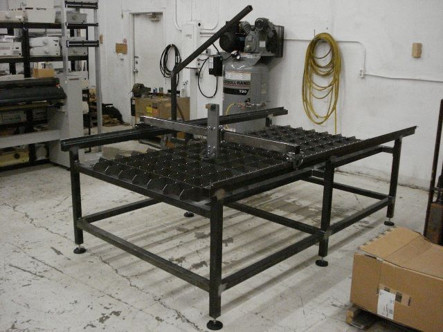 New 4x4 Precision Cnc Plasma Tables New Pirate4x4