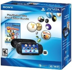 PlayStation Vita First Edition Bundle Review    Blur the lines in in between enjoyment and actuality employing the PlayStation Vita First Edition Bundle. Create into one of many first to understand the brand new methods to play the biggest and finest games. Take within your friends-or the entire world-anywhere, anytime with always-on using the network connected by AT and Wi-Fi. To get a limited time, get the PS Vita gaming system plus a 4GB memory card, a restricted edition situation, and...