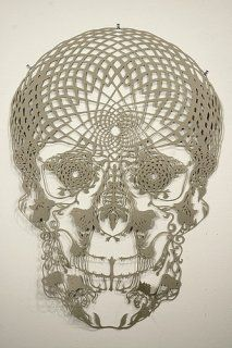 skull crochet, hoooooly crap, that's awesome!