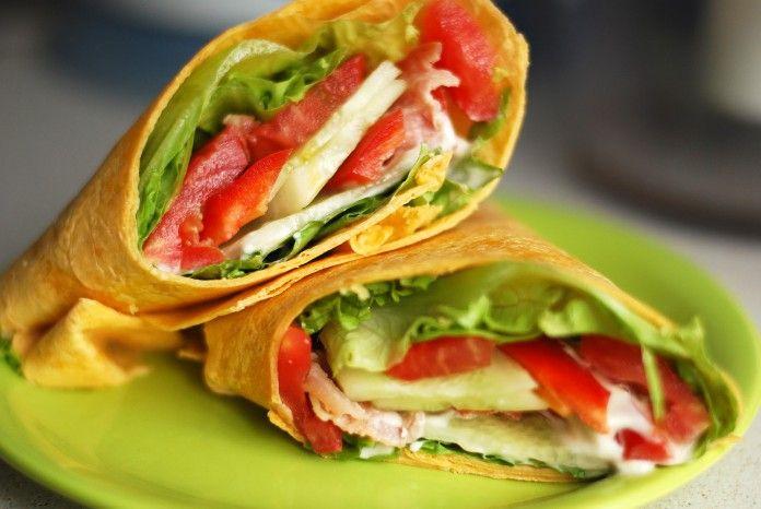 Тортилья с овощами — лучший завтрак на выходных