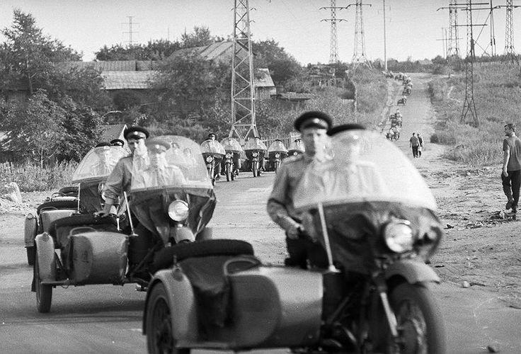 1966 год. Город Горький (Нижний Новгород)