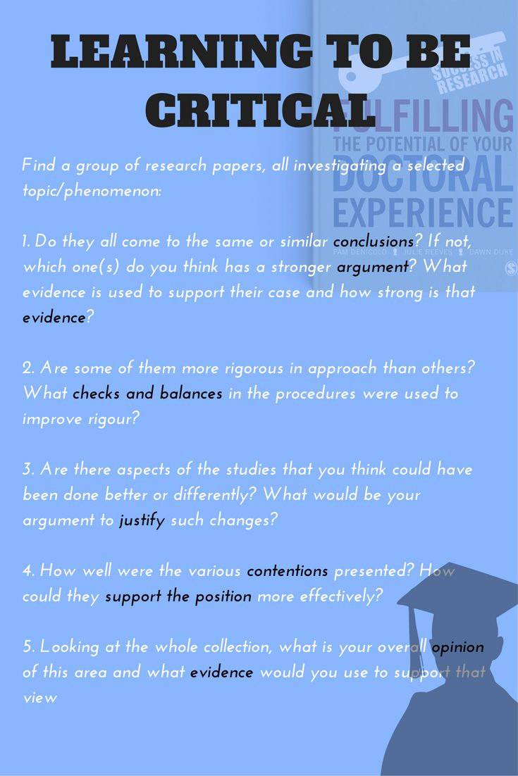 Taken from Fulfilling the Potential of Your Doctoral Experience. Read more here.