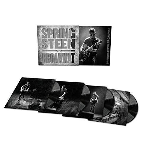 Bruce Springsteen Springsteen On Broadway Bruce Springsteen Vinyl Lp Vinyl