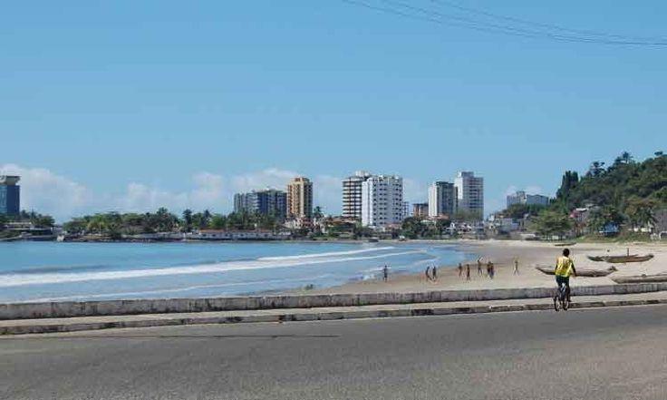 Praia do Malhado, Ilhéus - Bahia - Brasil