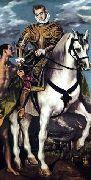 <p>Nasce in Pannonia (oggi in Ungheria) a Sabaria da pagani. Viene istruito sulla dottrina cristiana ma non viene battezzato. Figlio di un ufficiale dell'esercito romano, si arruola a sua volta, giovanissimo, nella cavalleria imperiale, prestando poi servizio in Gallia. È in quest'epoca che si colloca l'episodio famosissimo di Martino a cavallo, che con la spada taglia in due il suo mantello militare, per difendere un mendicante dal freddo. Lasciato l'esercito nel 356, già battezzato forse…