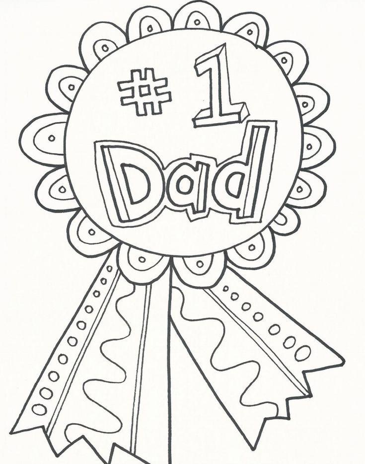 Malvorlagen Zum Vatertag