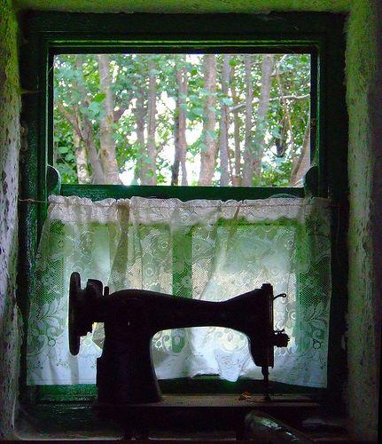 Irish Cottage window. ireland   Flickr - Photo Sharing!