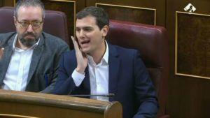 Desencuentro entre Albert Rivera y Mariano Rajoy por incumplimiento de pacto