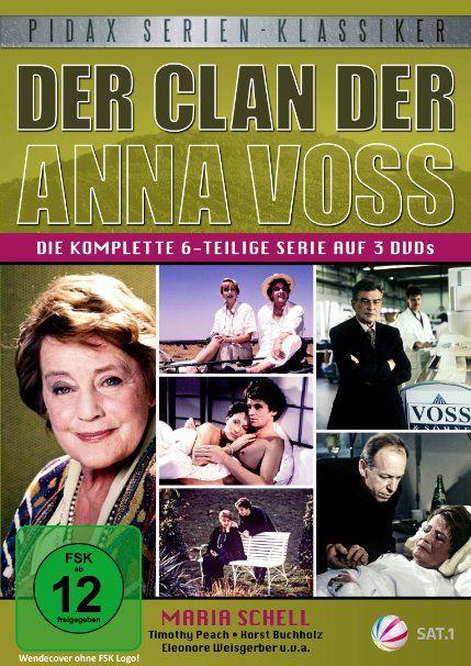 Der Clan der Anna Voss - Die komplette 6-teilige Familiensaga mit Maria Schell und Horst Buchholz
