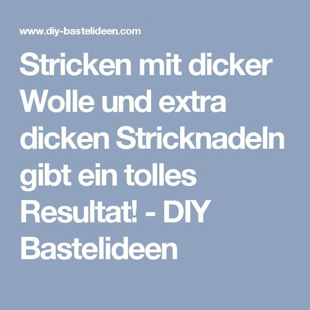 19 best Stricken images on Pinterest | Stricken häkeln, Stricken und ...