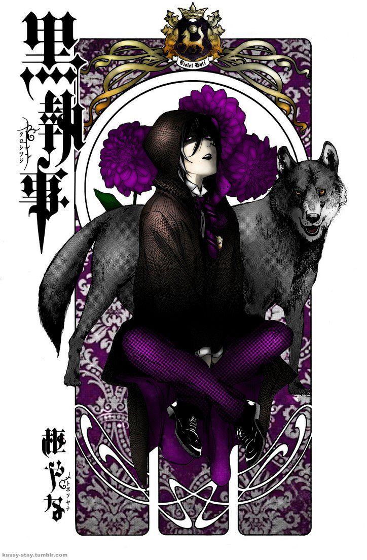 Kuroshitsuji iphone wallpaper tumblr - Kuroshitsuji Black Butler By Yana Toboso Work In Photoshop Cs5
