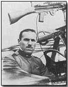 Francesco Baracca (1888-1918) was Italy's leading fighter pilot during World War One. born on 9 May 1888 in Lugo di Romagna   #TuscanyAgriturismoGiratola