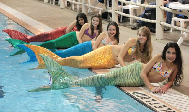 Custom mermaid tail I could swim in??? I don't just want it.... I neeeeeeeeeeeeeed it