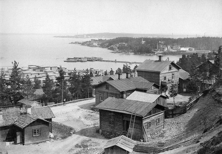 Tampere Pispala ~1900