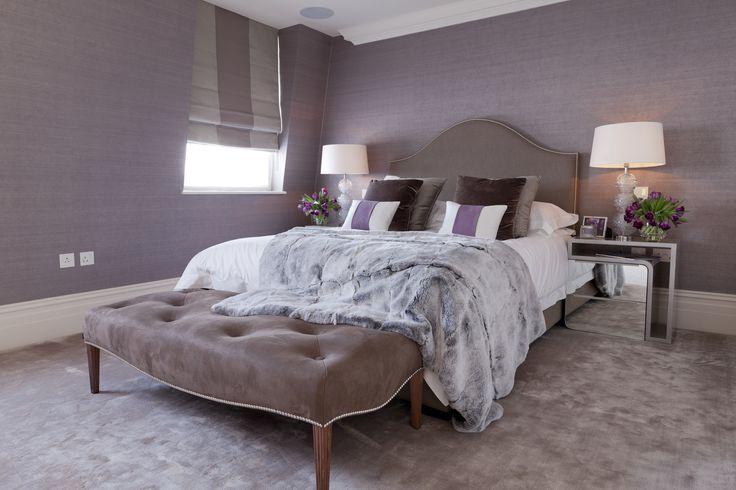 #LINLEY #InteriorDesign #Bedroom #Lancasters