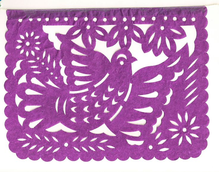 papel picado designs template - photo #18