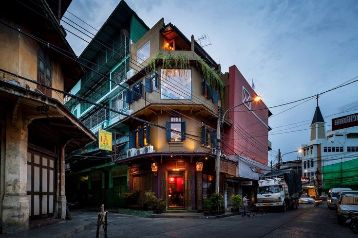 In a landscape littered with modern skyscrapers, a spate of small boutique hotels are taking on Bangkok's five-star Goliaths. From a rickety Chinese shophouse to the industrial hulk of a former publishing factory, local entrepreneurs are rejecting the city's fixation with flashy new builds and soulle