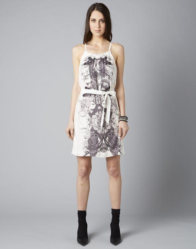 Storm Frantic Owl Dress