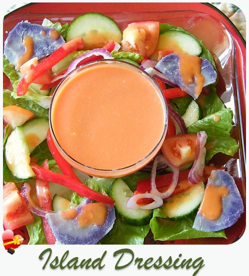 100 best hawaiian style recipes images on pinterest hawaiian try this simple island dressing similar to thousand island dressing except without the relish get more local style recipes here forumfinder Image collections