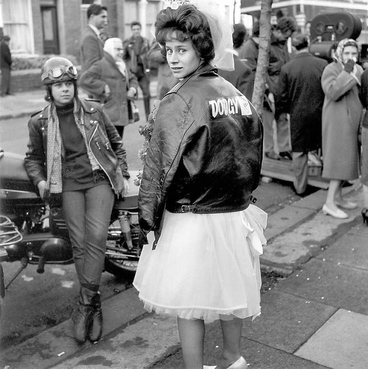Rita Tushingham, The Leather Boys