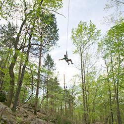 Branson Zipline & Canopy Tours at Wolfe Creek Preserve!