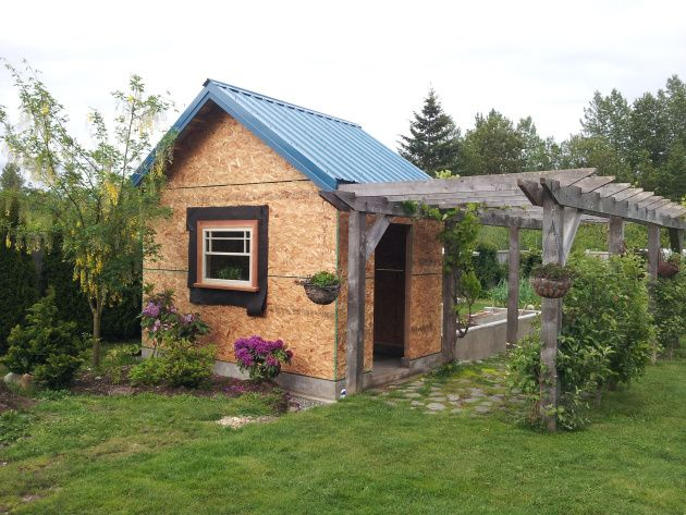 Garden Sheds Canada 134 best shed images on pinterest | outdoor spaces, garden sheds