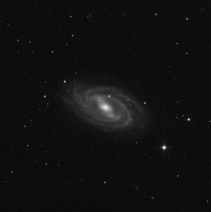M109 Galaxia espiral barrada