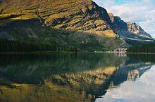 many glacier hotel | Many Glacier Hotel - Wikipedia, the free encyclopedia