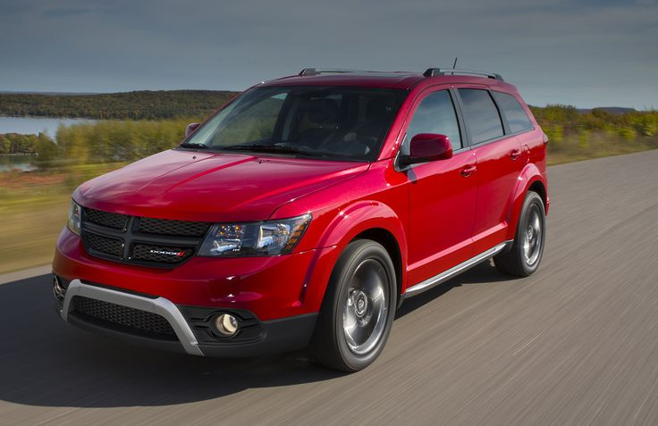 2016 / 2017 Dodge Journey for Sale in your area - CarGurus