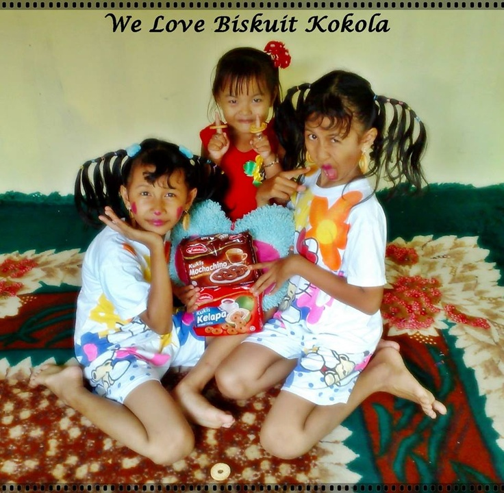 Narsis #LoveBiskuitKokola berhadiah Kamera SLR by Indah Ryn