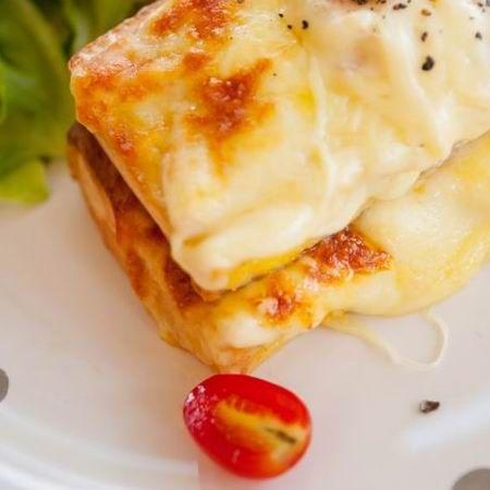 Egy finom Croque monsieur (francia melegszendvics) ebédre vagy vacsorára? Croque monsieur (francia melegszendvics) Receptek a Mindmegette.hu Recept gyűjteményében!