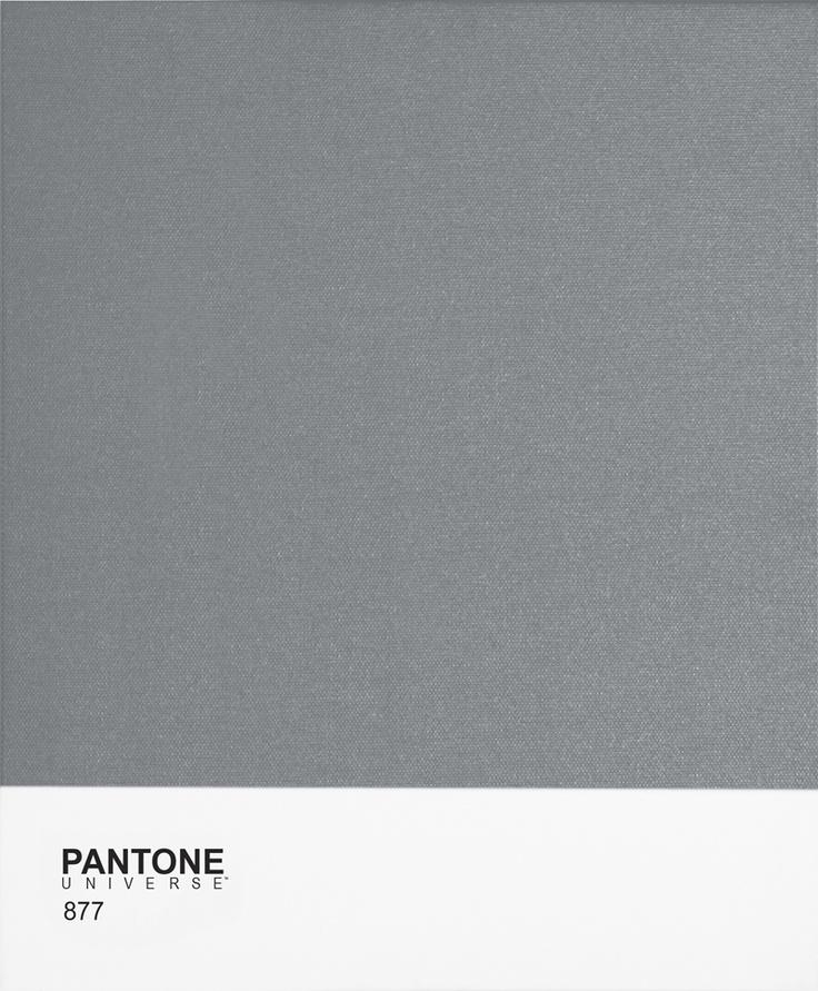 PANTONE 877