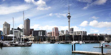 Auckland vidauct harbour