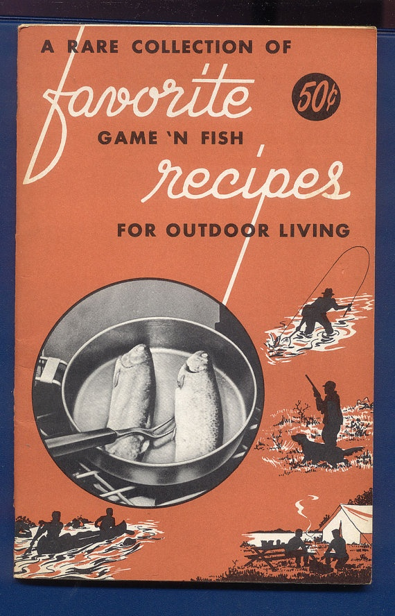318 best images about vintage fishing on pinterest for Oregon fish and game